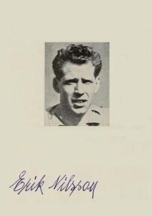 Erik Nilsson net worth